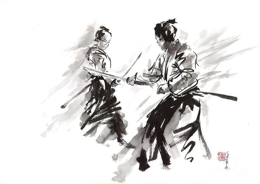 Origini dello iaido