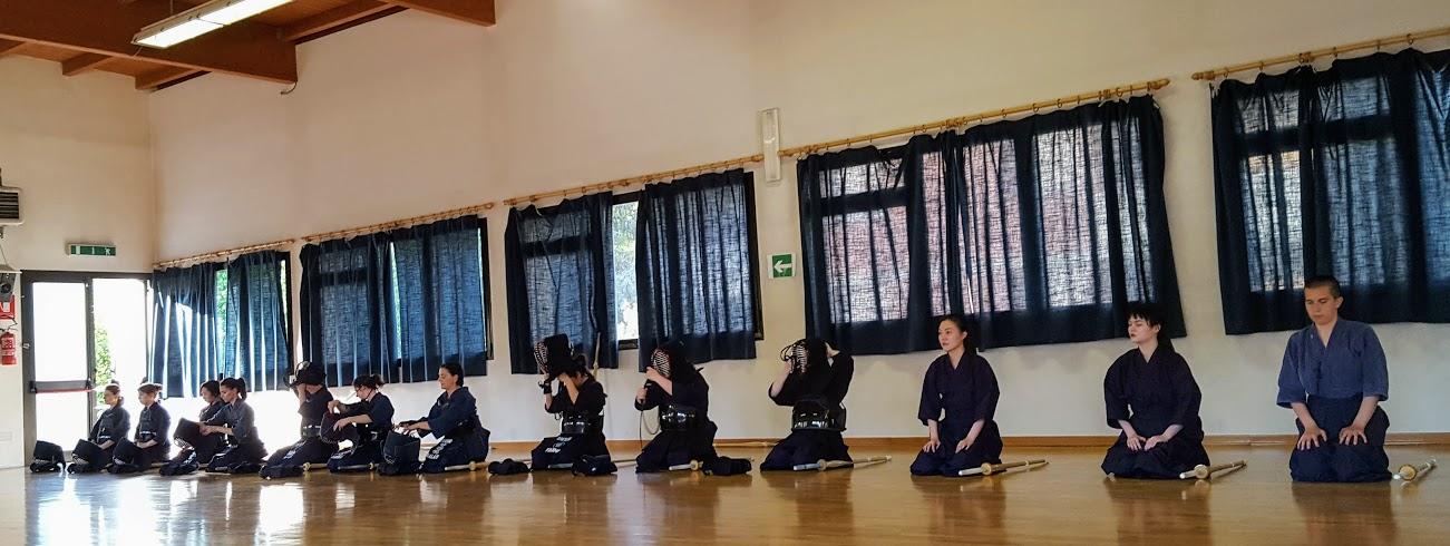 Il kendo è uno sport per donne?