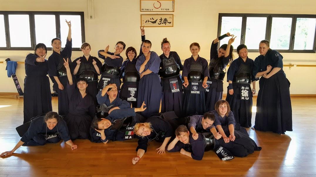 Il Kendo e le donne