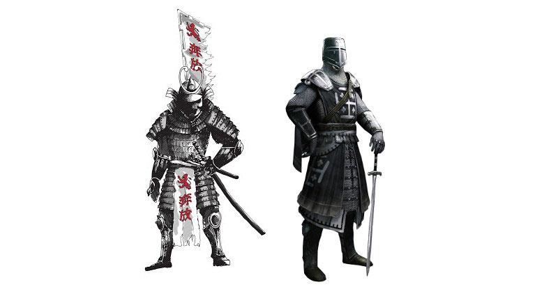 Samurai Cavaliere