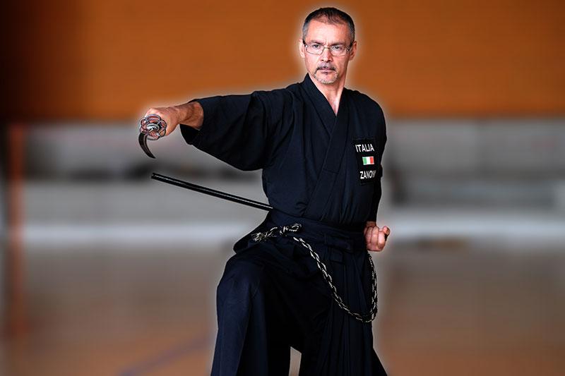 Claudio Zanoni Nazionale Iaido