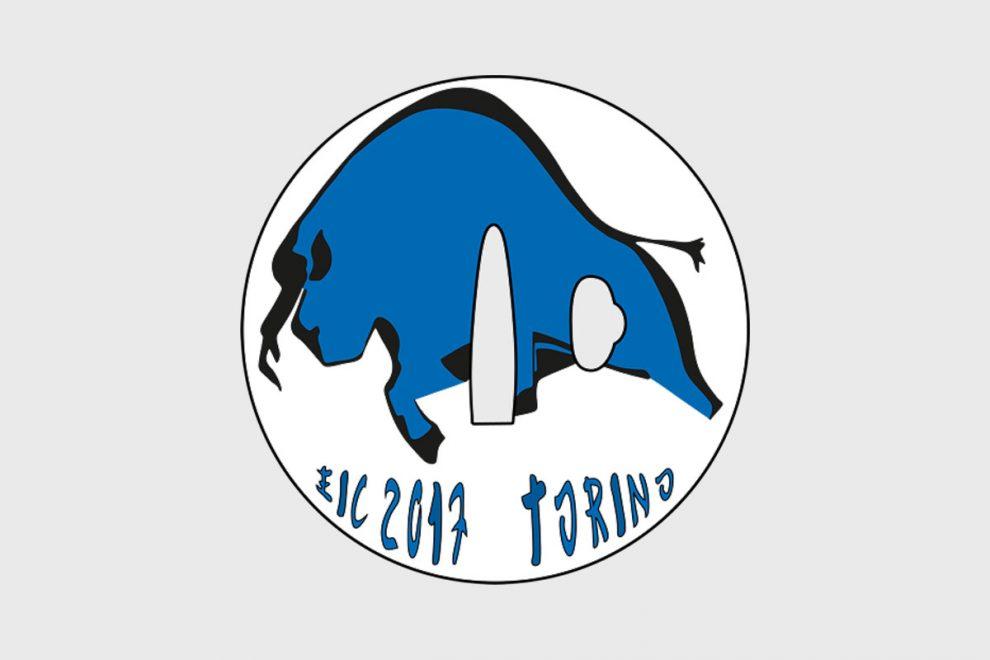 Campionati Europei di Iaido 2017 LOGO