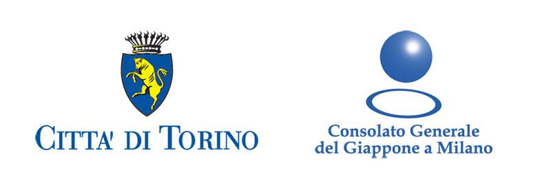 Con il patrocinio del Comune di Torino e Consolato Giapponese