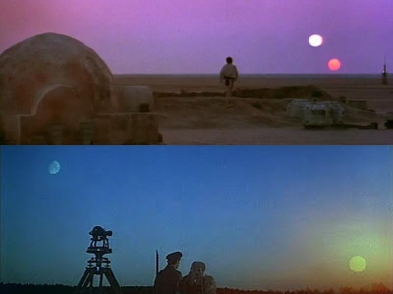 Immagine tratta da Twentieth Century Fox/LucasFilm - Mosfilm/Studio
