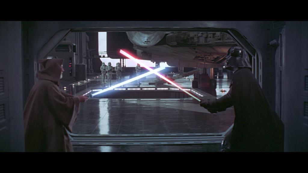 Immagine tratta dal film Starwars